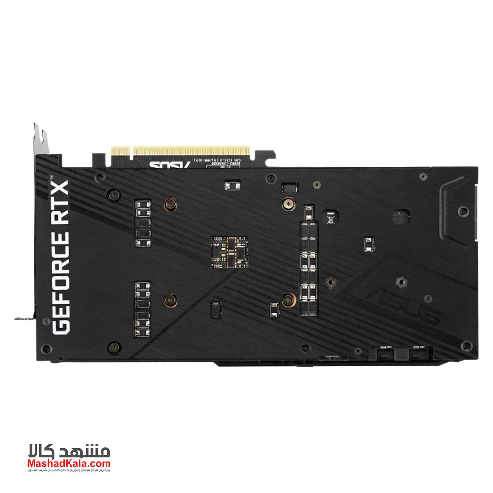 Asus Dual GeForce RTX 3070 OC Edition 8GB