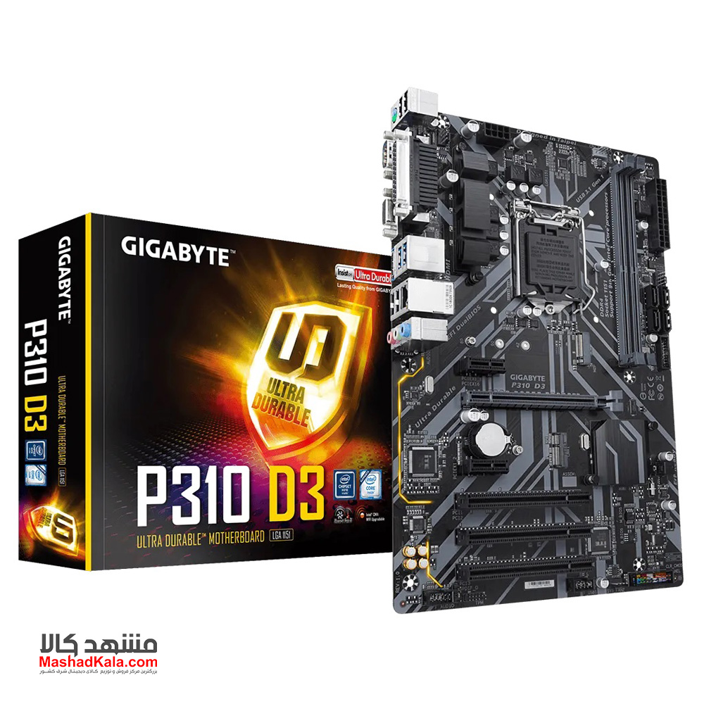 GIGABYTE P310 D3