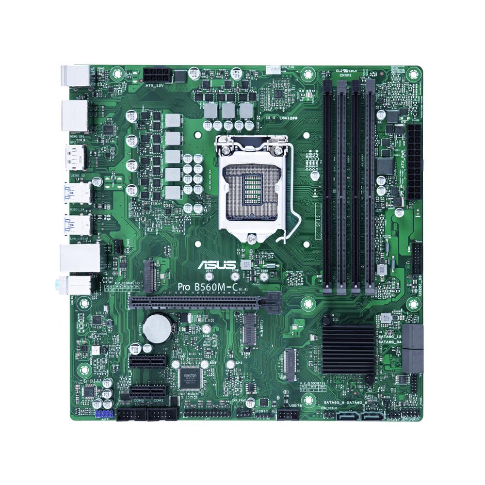 Asus Pro B560M-C/CSM