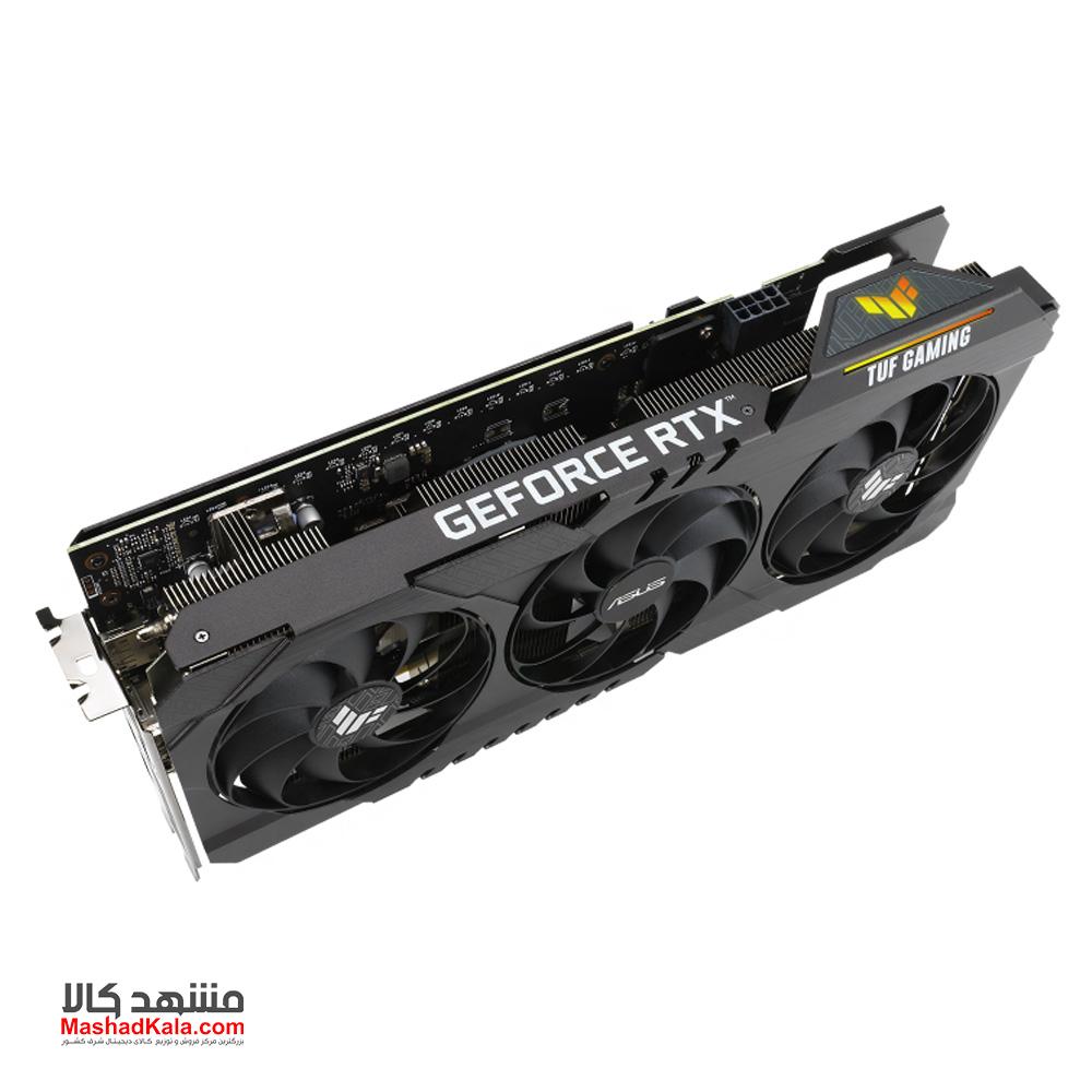 Asus TUF Gaming GeForce RTX 3060 Ti 8GB