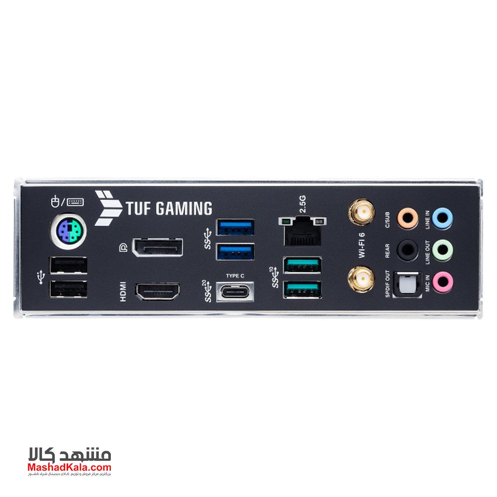 Asus TUF Gaming Z590-Plus (Wifi)