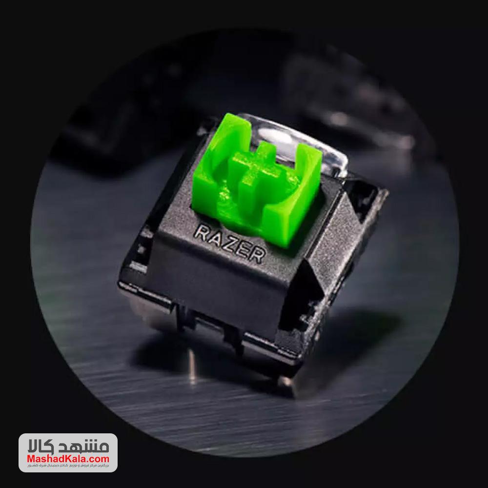 Razer BlackWidow Elite With Green