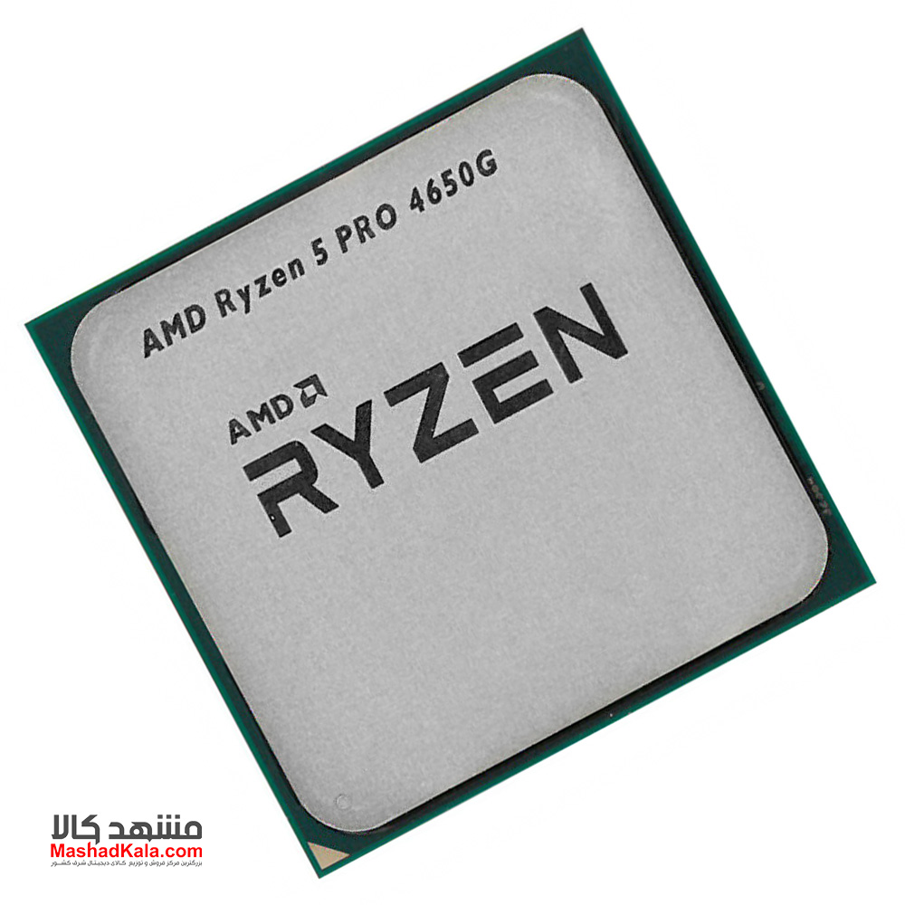 AMD Ryzen 5 Pro 4650G Tray