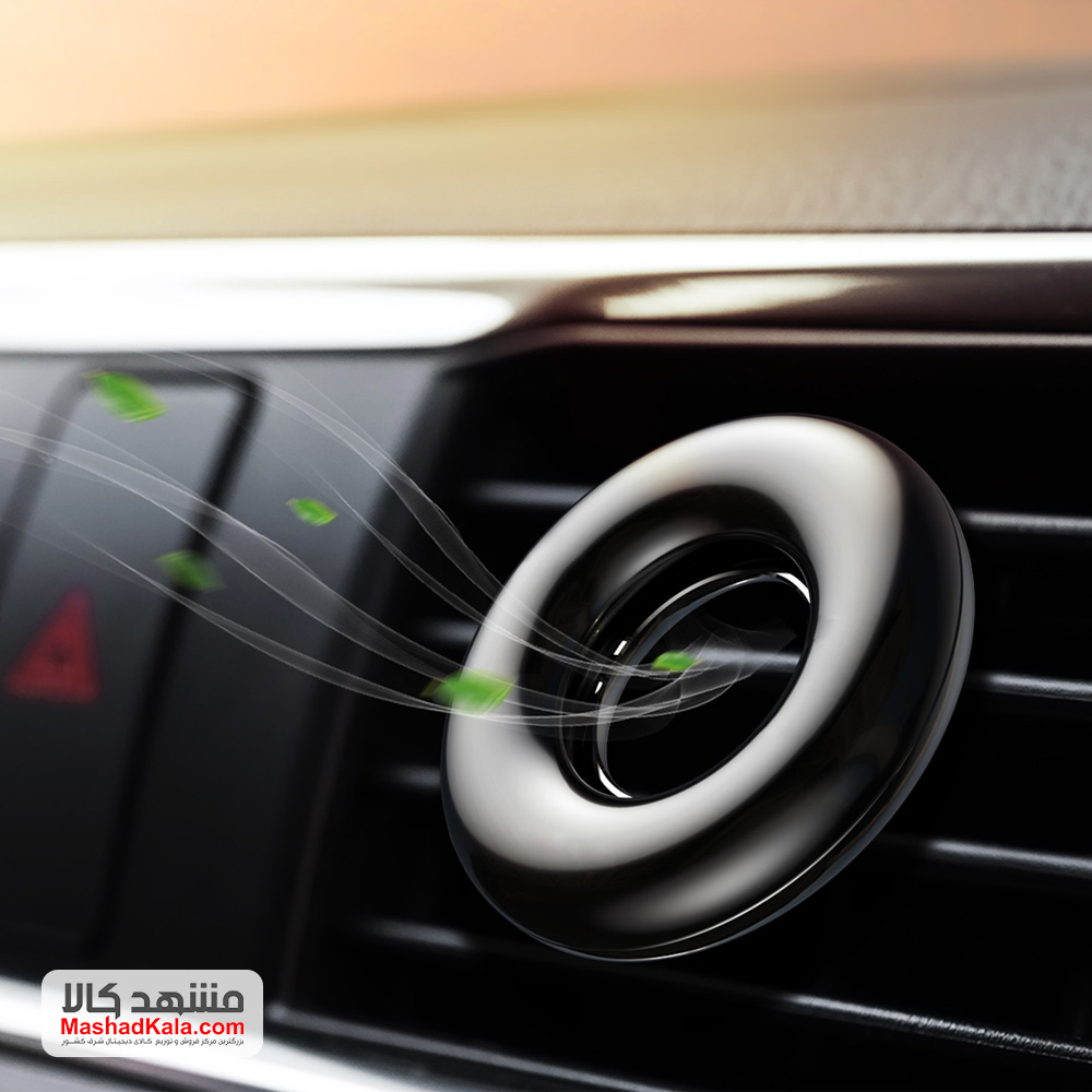 Baseus Circle Vehicle Fragrance SUXUN-QQ