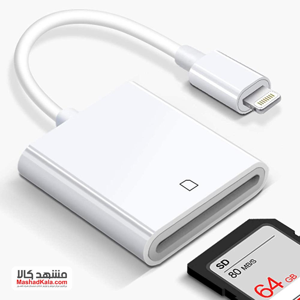 Lightning To SD Card
