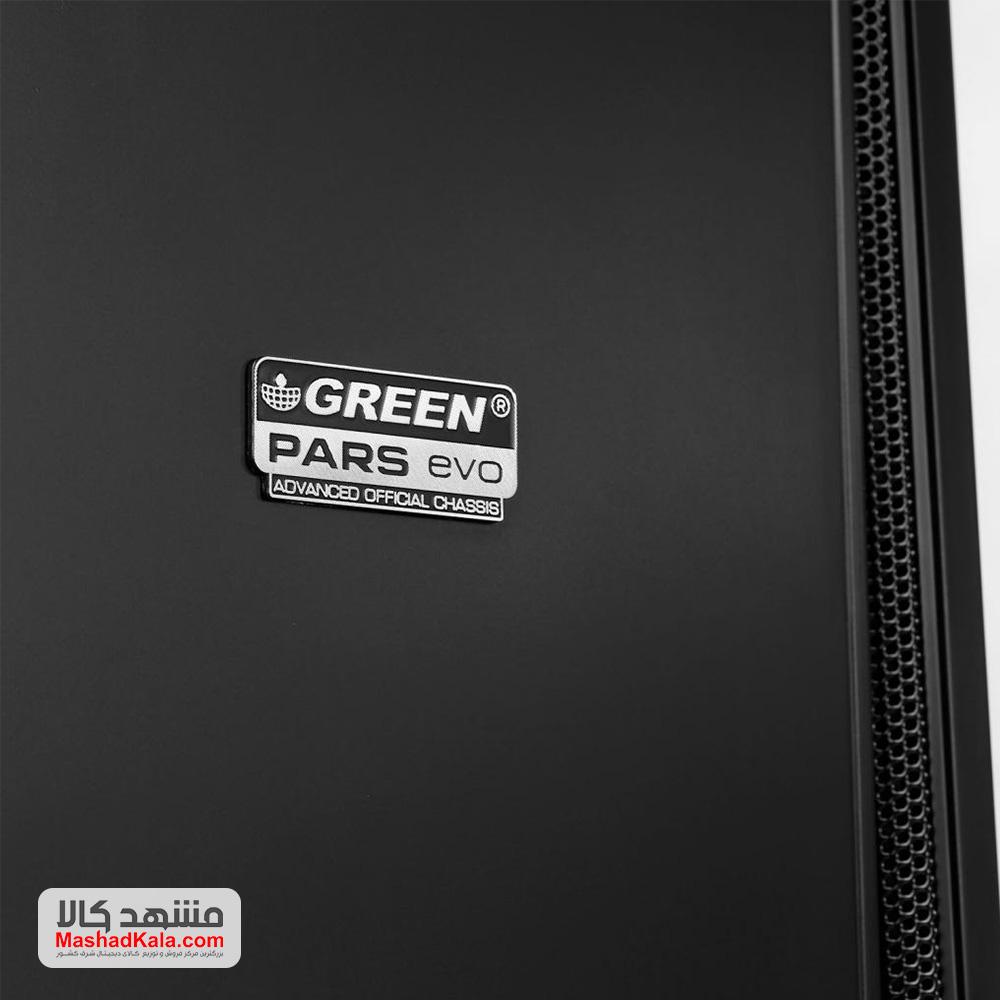 Green Pars Evo
