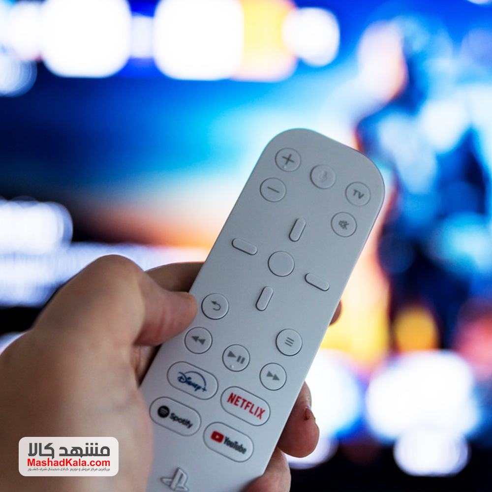 Sony Media Remote For PlayStation 5