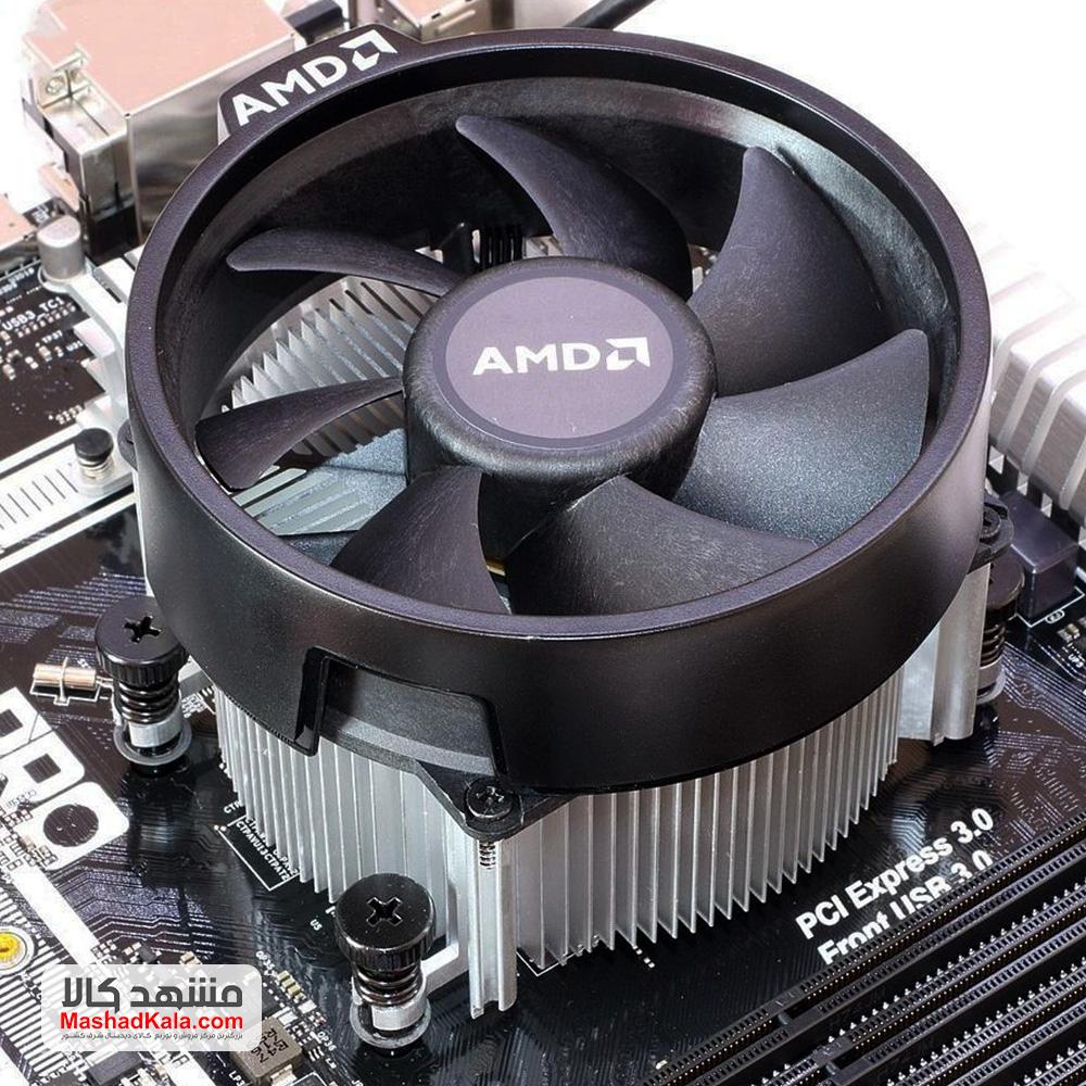 AMD RYZEN 3 Wraith Stealth