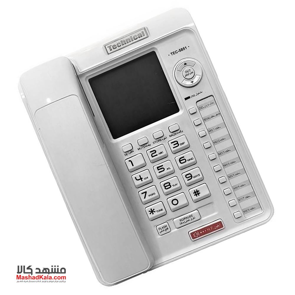 TEC-5851