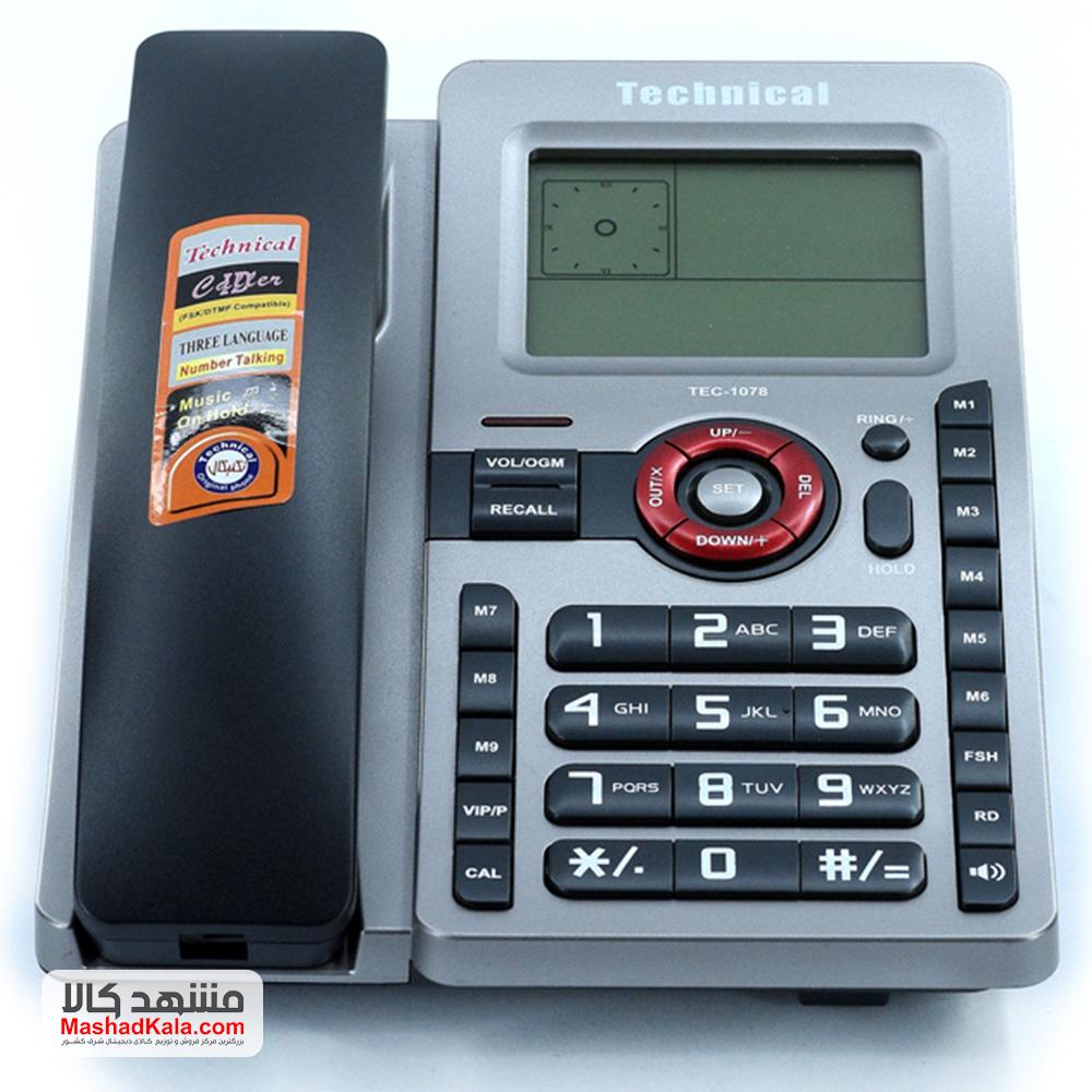 Technical TEC-1078