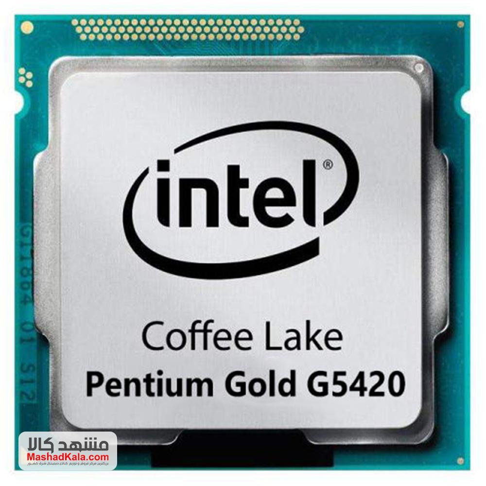 Intel Pentium Gold G5420 Box