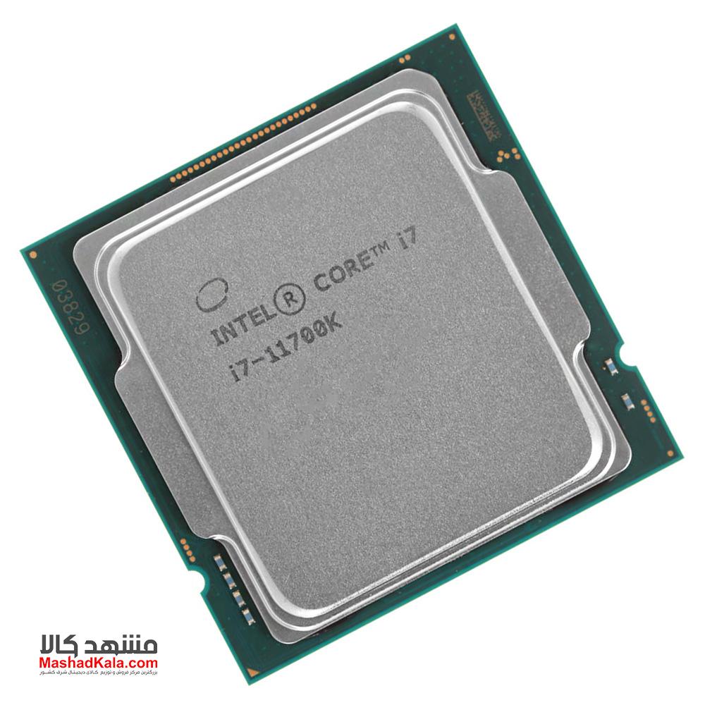 Intel Core i7-11700K Tray