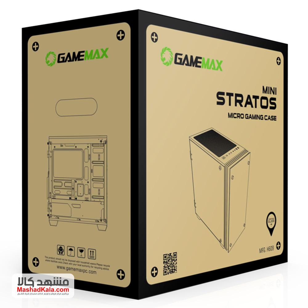 GAMEMAX Mini Stratos H609