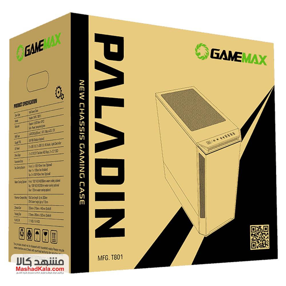 GAMEMAX Paladin T801