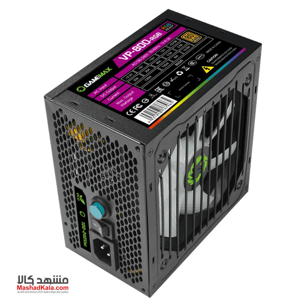 GAMEMAX VP-800-RGB