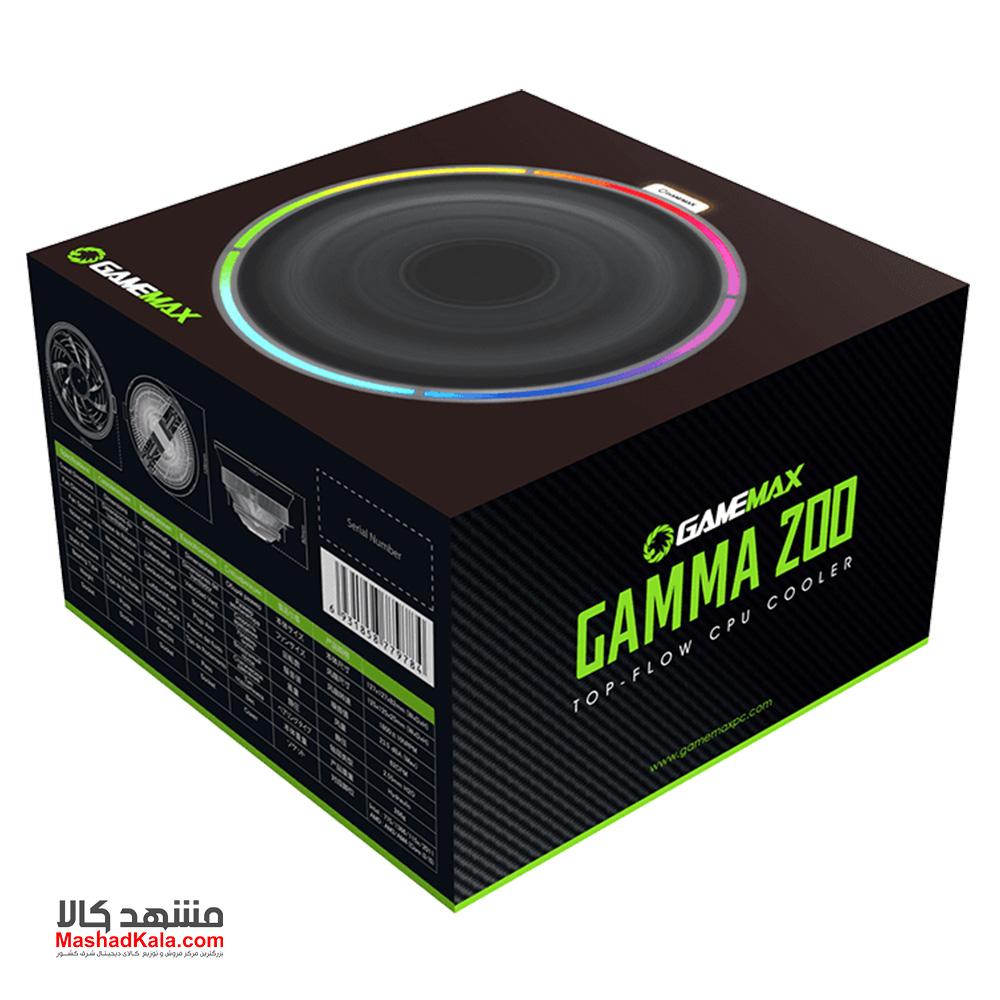 GAMEMAX Gamma 200