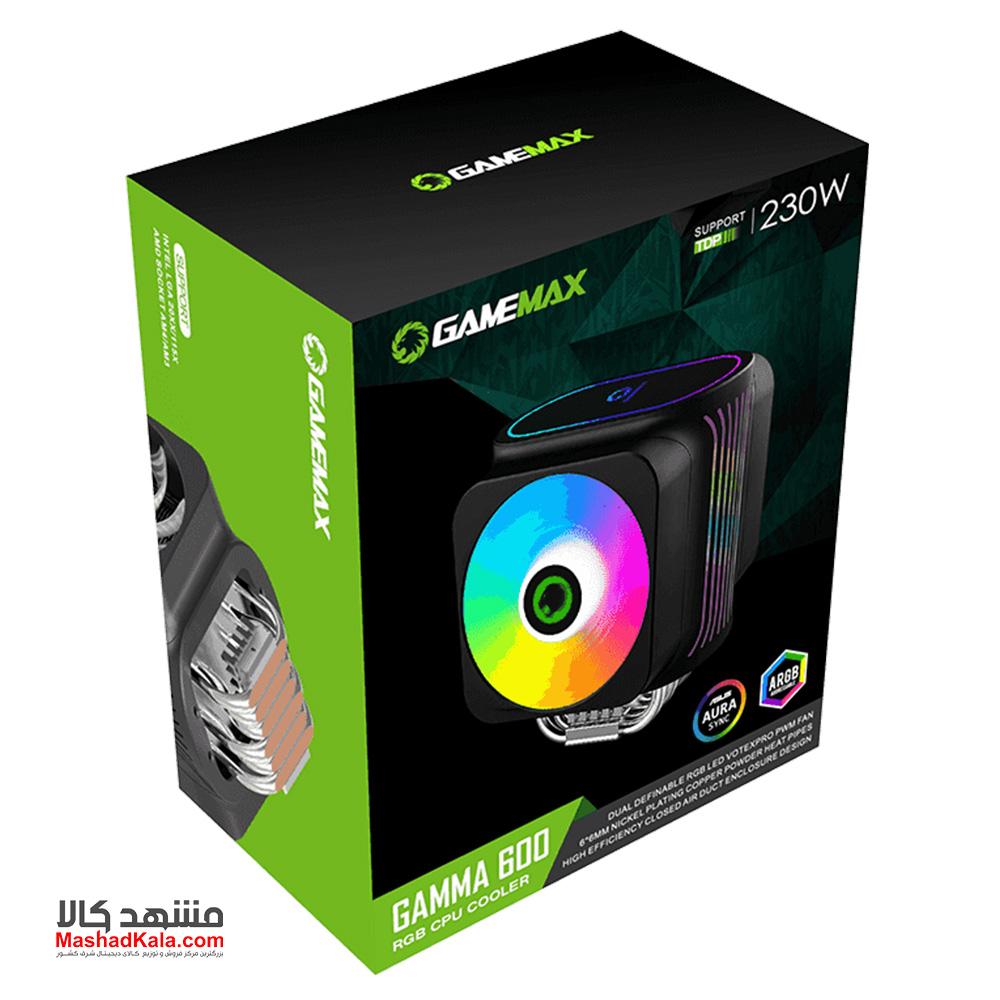 GAMEMAX Gamma 600